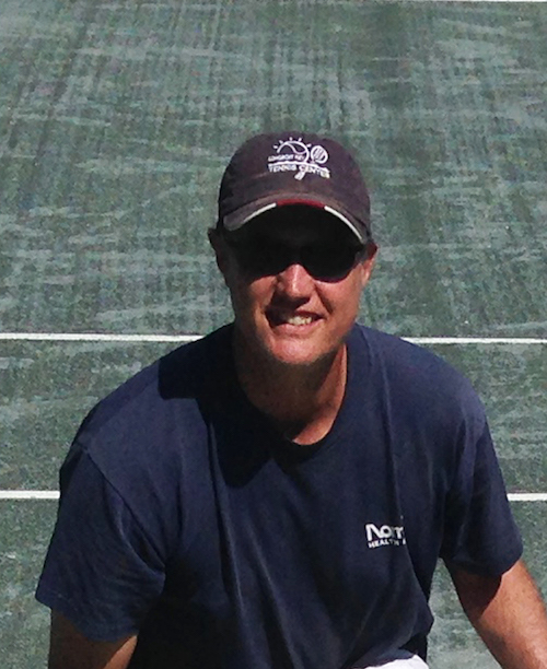Kevin McConville<br>Head Pro