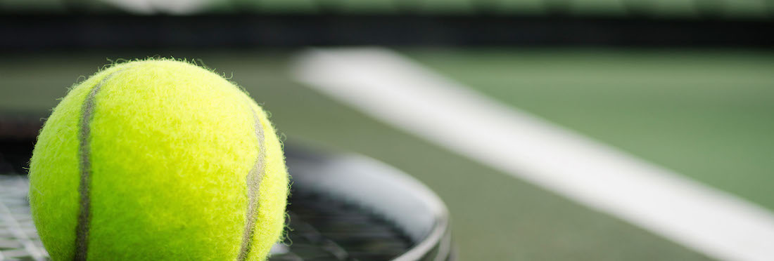 Tennis Banner 2 Hampton Racquet