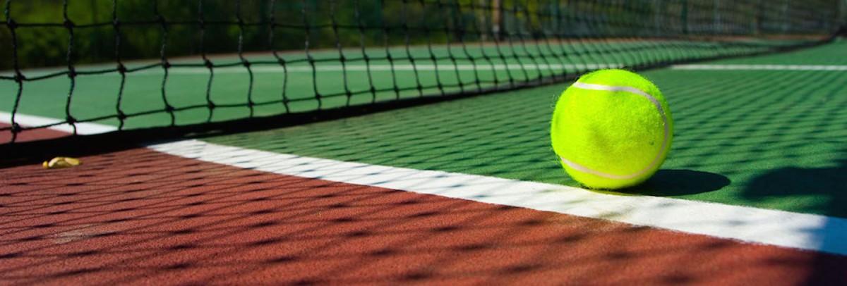 Tennis Banner 3 Hampton Racquet