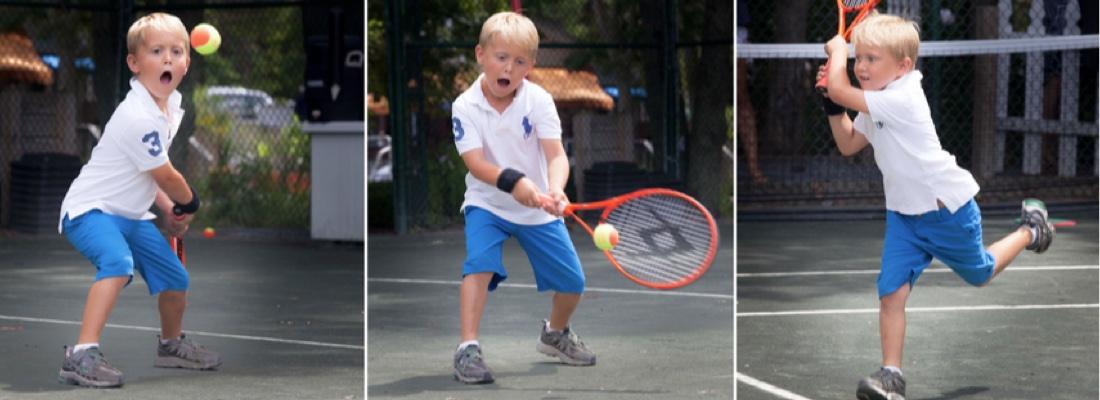 spring tennis